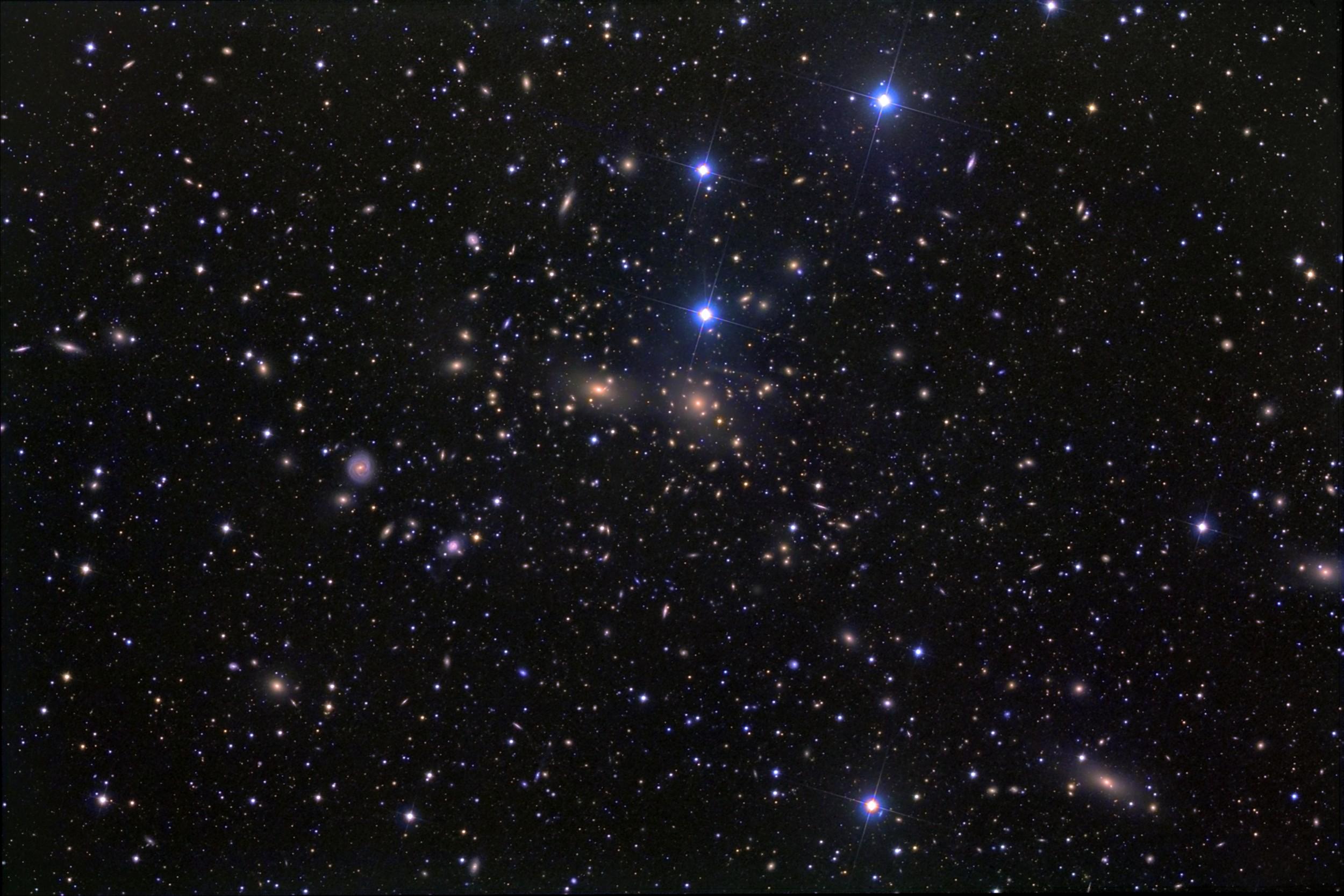 milky way galaxy cluster - photo #19