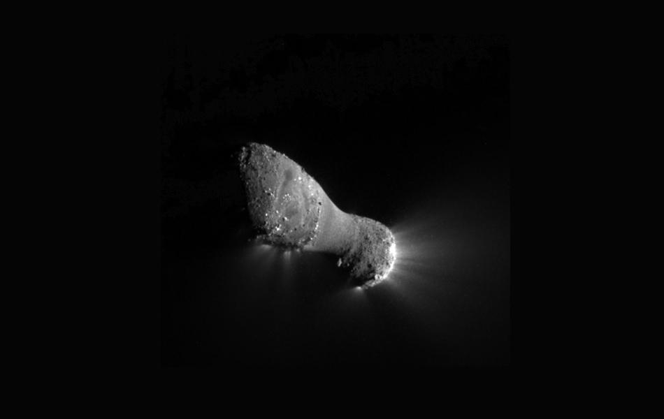 ice comet asteroids - photo #45