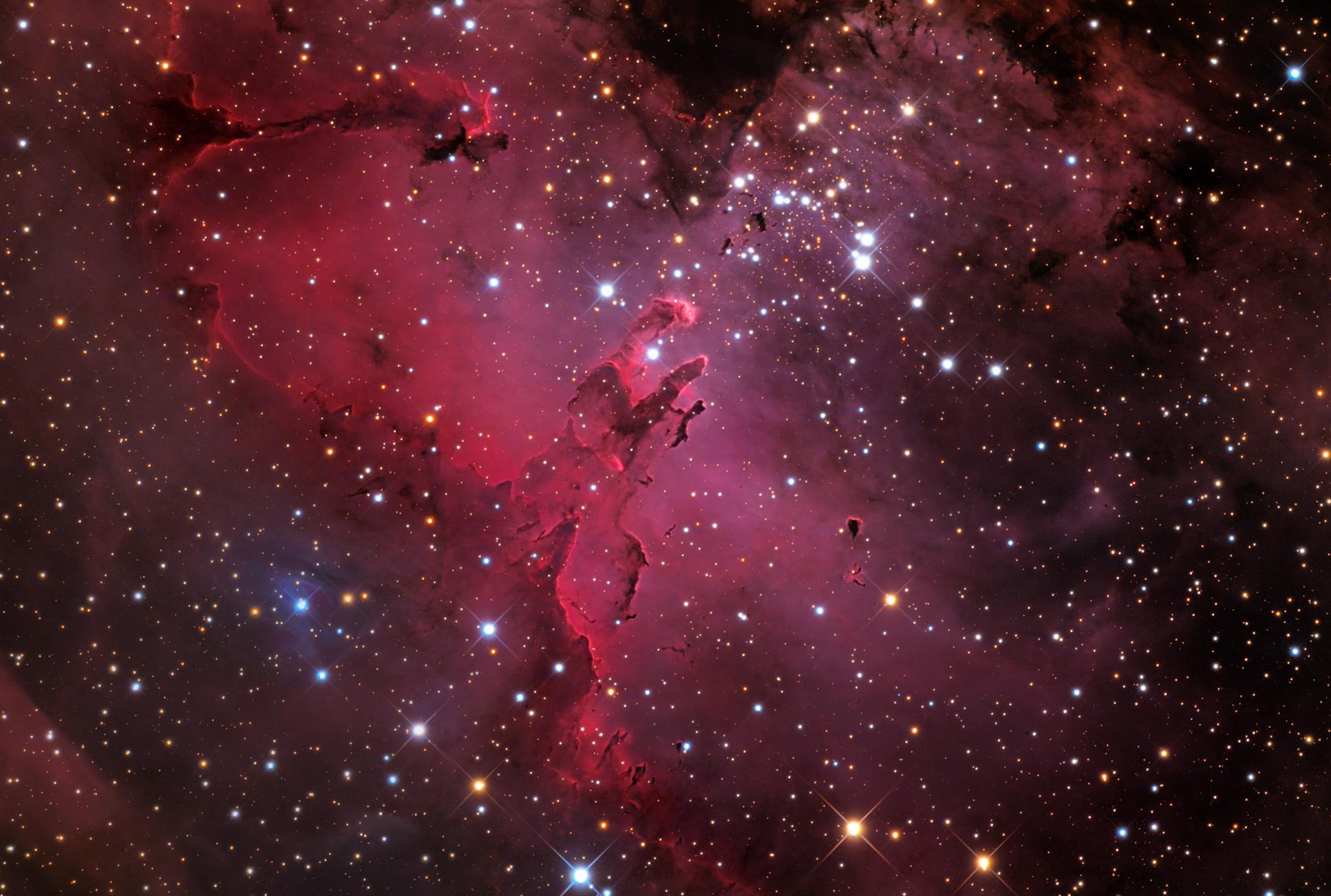eagle nebula s - photo #19