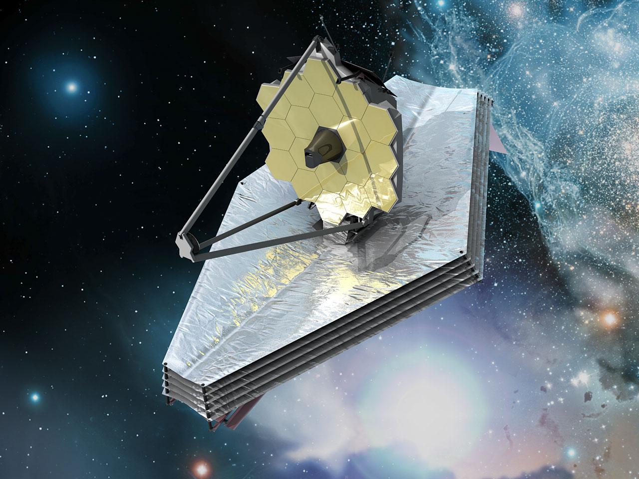 James Webb Teleskop