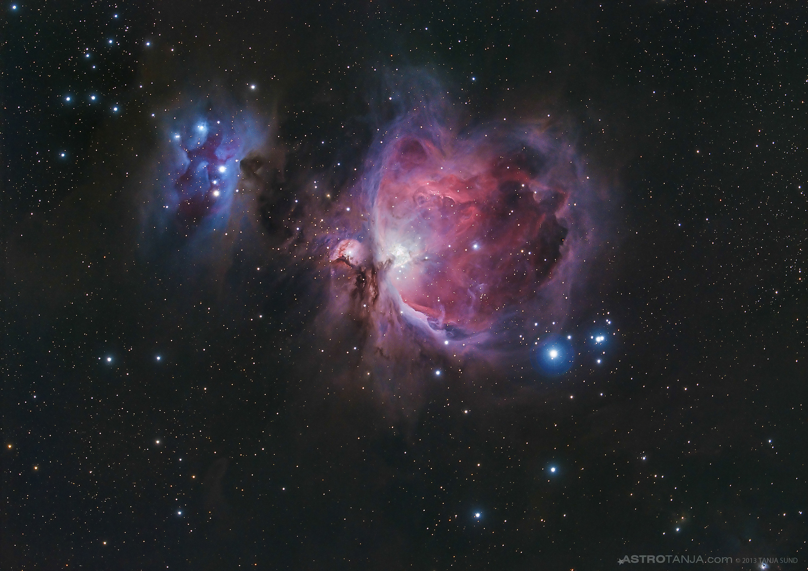 from small telescope orion nebula - photo #31