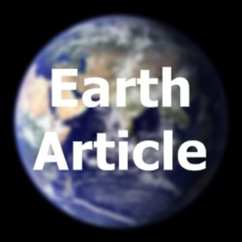 Earth Article