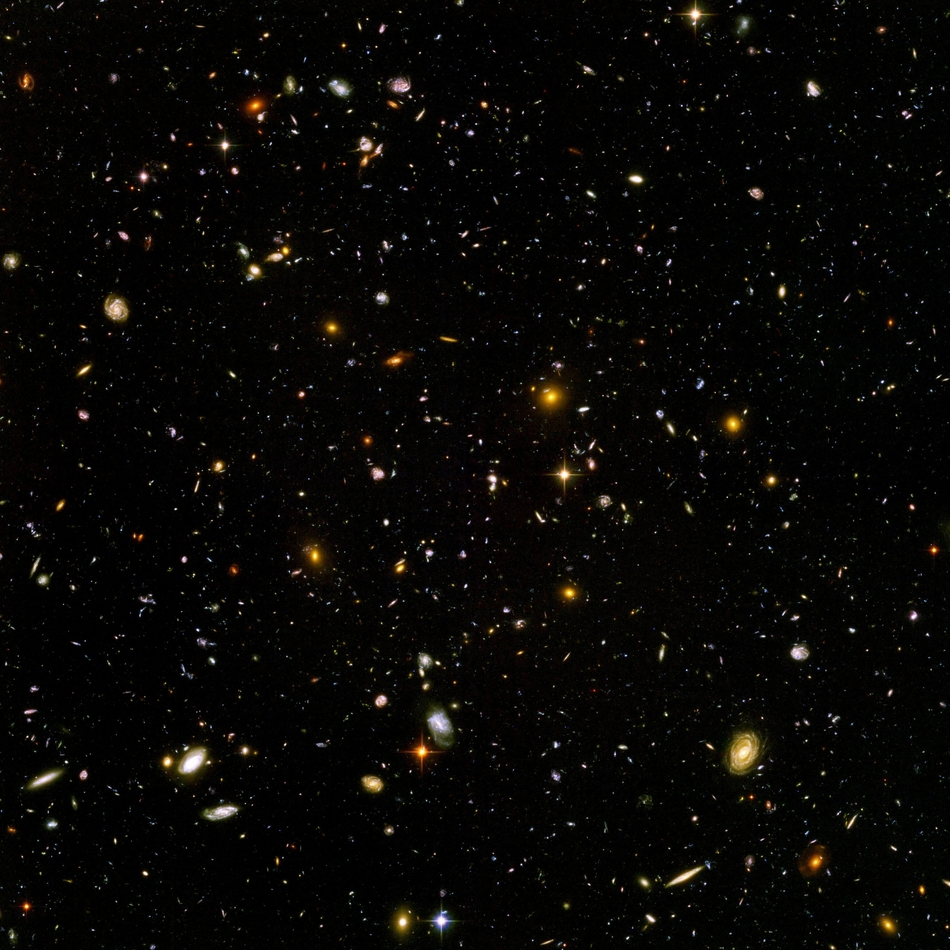 Das Hubble Ultra Deep Field
