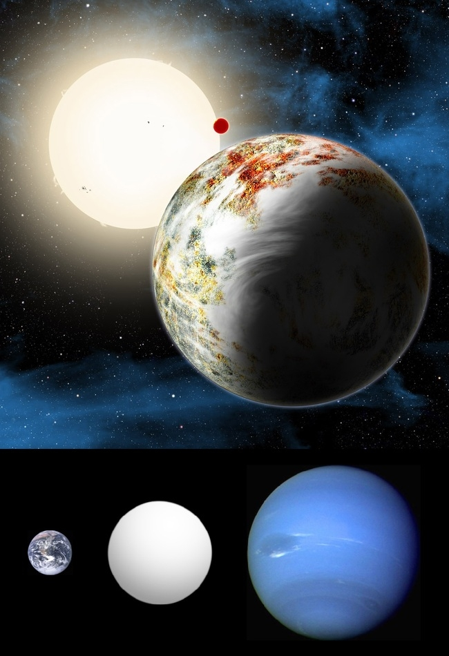 Kepler 10c A Mega Earth
