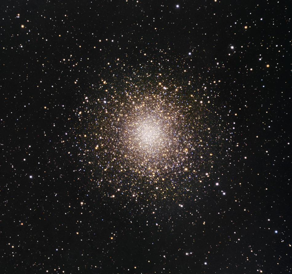 M14 - A Typical Globular Cluster