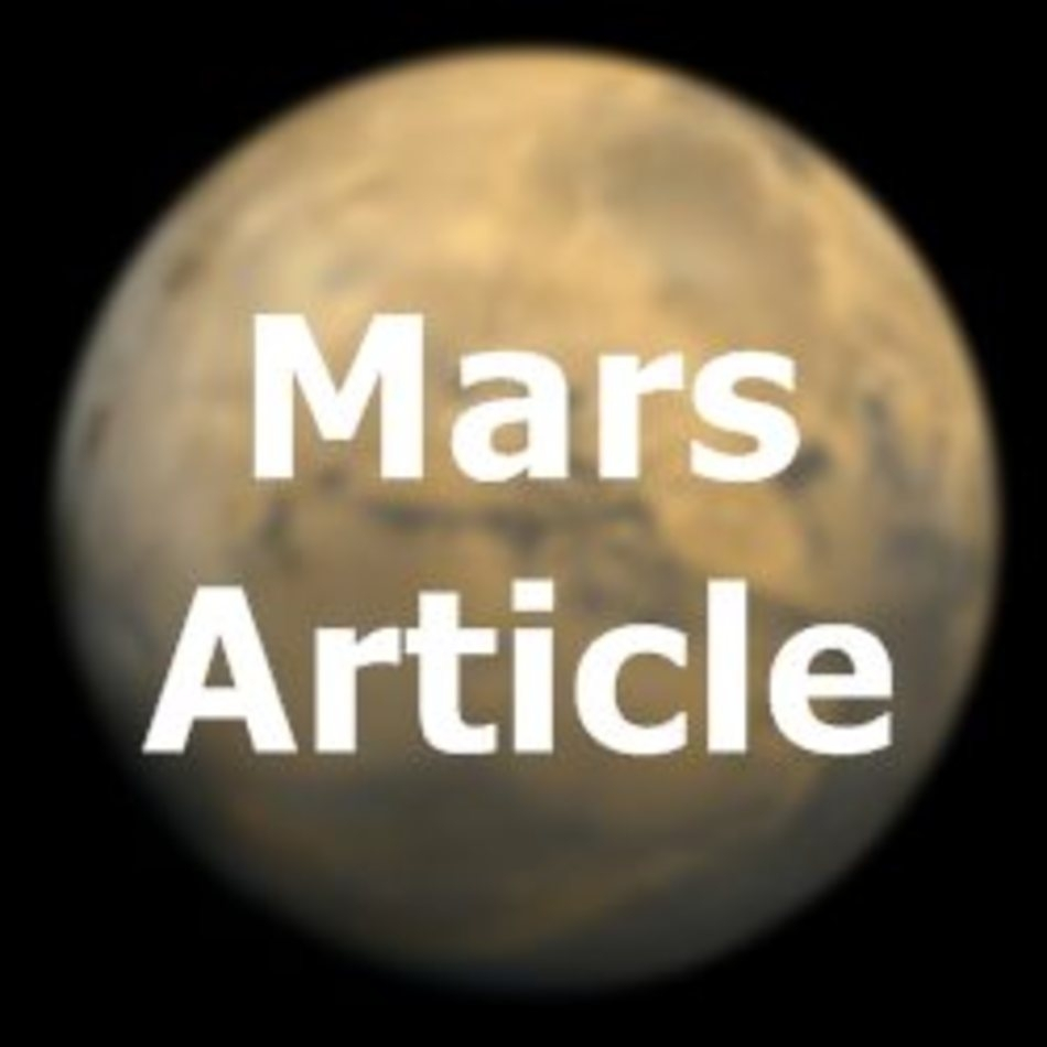 Mars Article