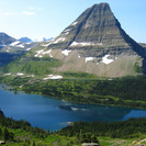 Bearhat Mountain mit Hidden Lake