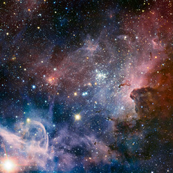 The Great Carina Nebula (NGC 3372)