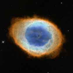 Thumb ring nebula