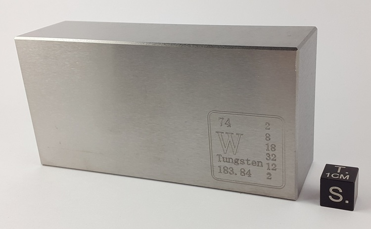 Tungsten Bar 2870 g