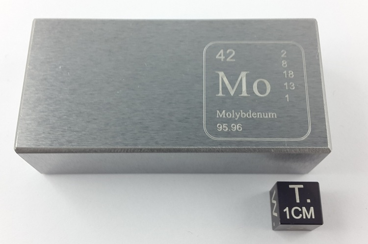 Molybdenum Bar 500 g