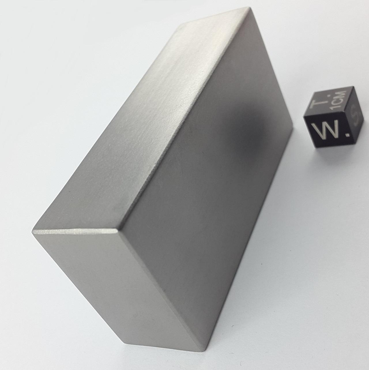 Titanbarren  Niob-Barren 426 g