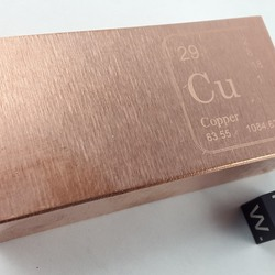 Copper Bar 434 g